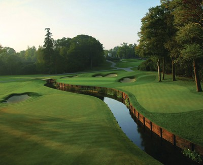 18th Hole, West Course, Wentworth