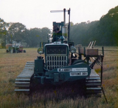 Barth K140 Trencher (1970s)
