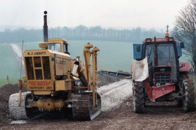 Hoes 150 Trencher (late 1980s)