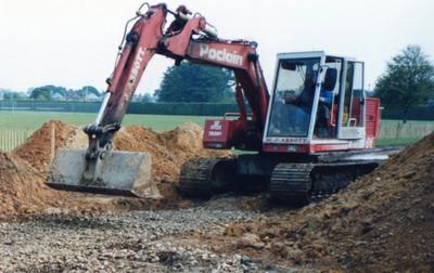 Poclain 61 Excavator (1980s)