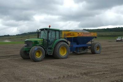 Gravel cart - 6 tonne