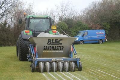 Blec Groundbreaker with Sandmaster