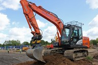 Used for earthworks and loading materials