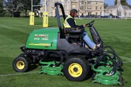 Used for grounds maintenance contracts