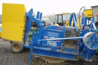 Used to install sand slit secondary drainage - manufactured by MJ Abbott