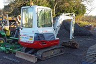 Used for general trenching works and small excavations