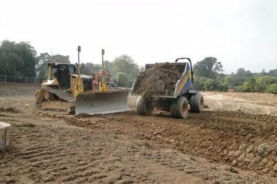 Thwaites dumper - 9 tonne