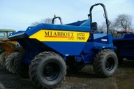 Used on bulk earthworks and drainage projects