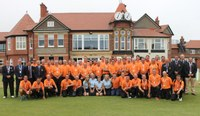 A proud week for greenkeeping at The Open