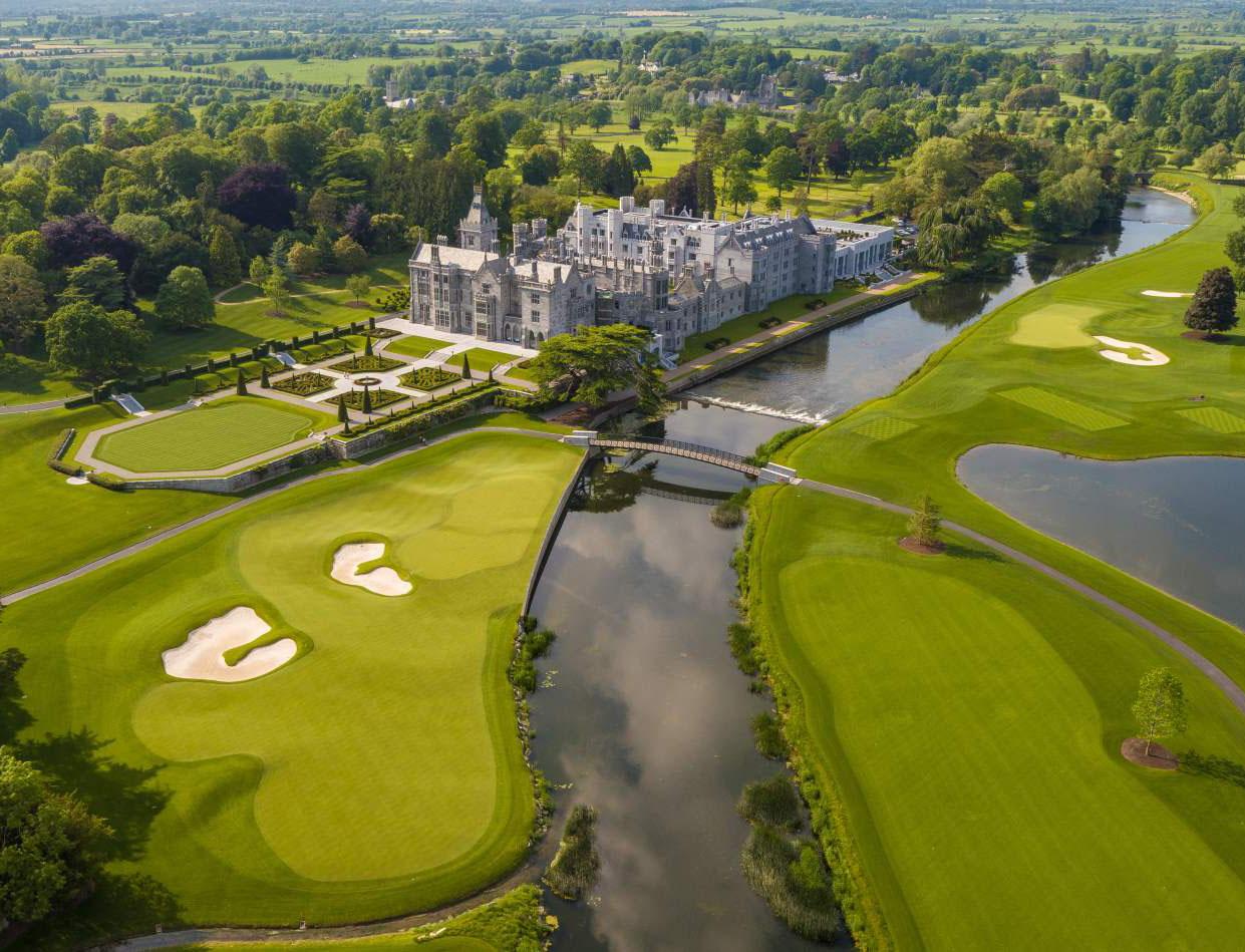 Adare Manor confirmed as host venue of 2026 Ryder Cup