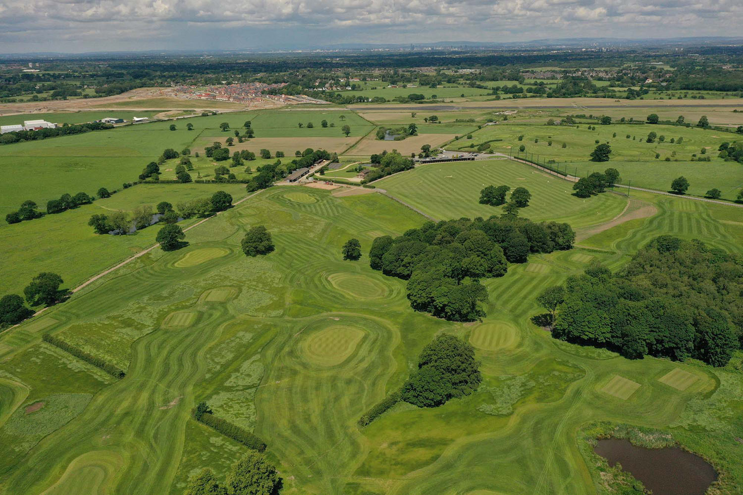 Adlington Golf Centre turns to DLF seeds for reliable results