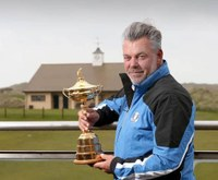 Darren Clarke launches Ryder Cup Trophy Tour in Northern Ireland