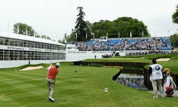 """Els hails Wentworth's reworked West Course as """"a true test of the game"""" following 2011 BMW PGA Championship"""