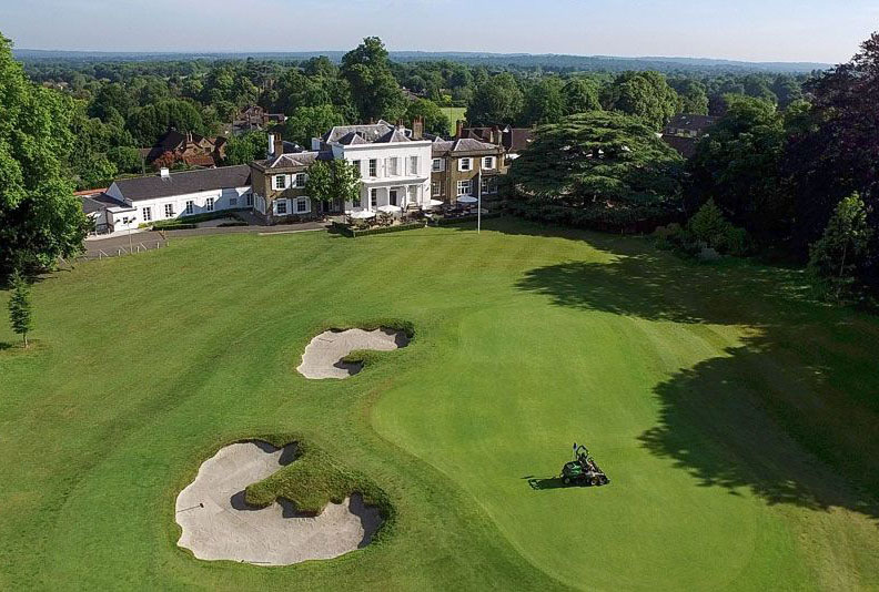 Five-year bunker project at Effingham Golf Club reaches completion