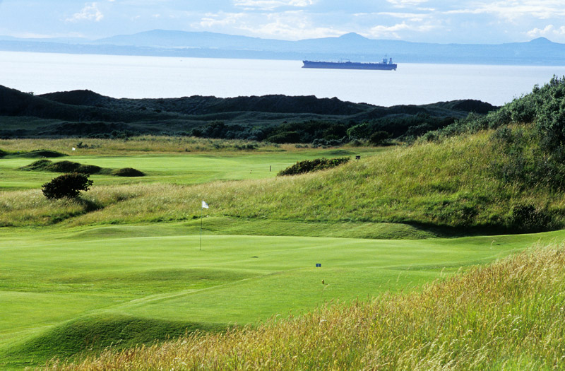 Historic Gullane to host 2015 Scottish Open