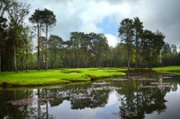 Historic Woking Golf Club opens new 16th hole