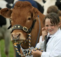 Honiton Show first in busy August for MJ Abbott