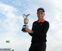 Langer seals record-breaking Senior Open victory