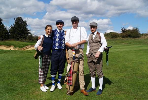 Mashie Niblicks to the fore as Revival Golf Challenge returns to The Downs