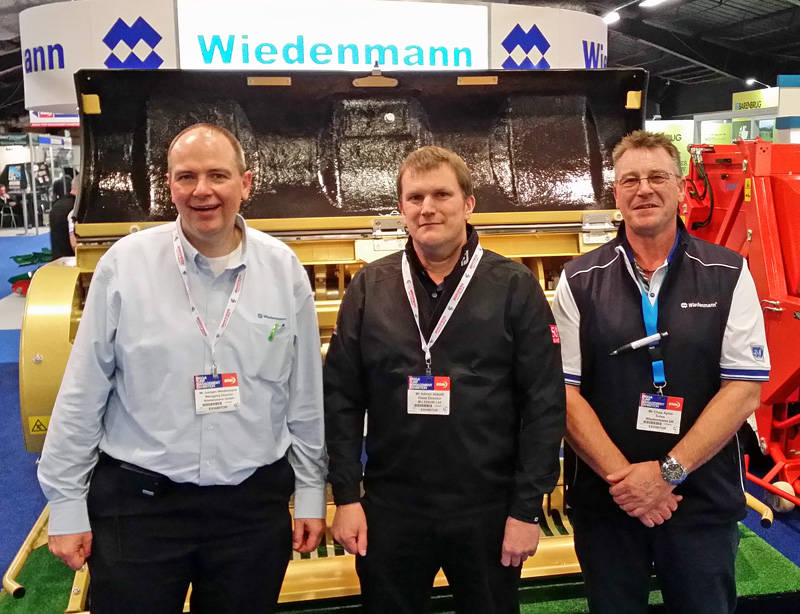MJ Abbott adds Wiedenmann Terra Spike to maintenance fleet