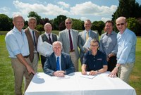 MJ Abbott appointed to construct new golf course for Royal Norwich