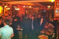 MJ Abbott BTME 2013 social event enjoyed by all