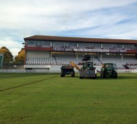 MJ Abbott drainage brings international cricket to Somerset