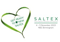 MJ Abbott exhibiting at SALTEX 2015 at the NEC