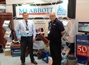 MJ Abbott exhibiting at Utility Week Live 2018 at the NEC