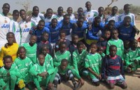 MJ Abbott shirts support football development in Africa