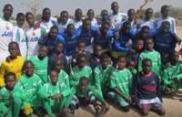 MJ Abbott shirts support football development in Africa