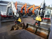 MJ Abbott upgrades excavator fleet ready for new season