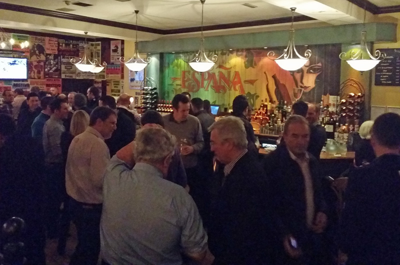 MJ Abbott's 50th Anniversary social event enjoyed by all