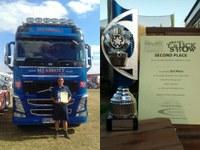 MJ Abbott's Jon Cox wins another Truck Show award