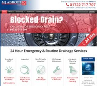 New MJ Abbott Drains website launched