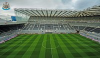 Newcastle's new SISGRASS pitch delights stadium manager