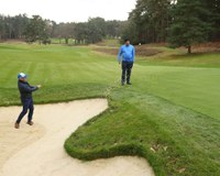 Paul McGinley and Thomas Bjorn delighted with Wentworth renovation