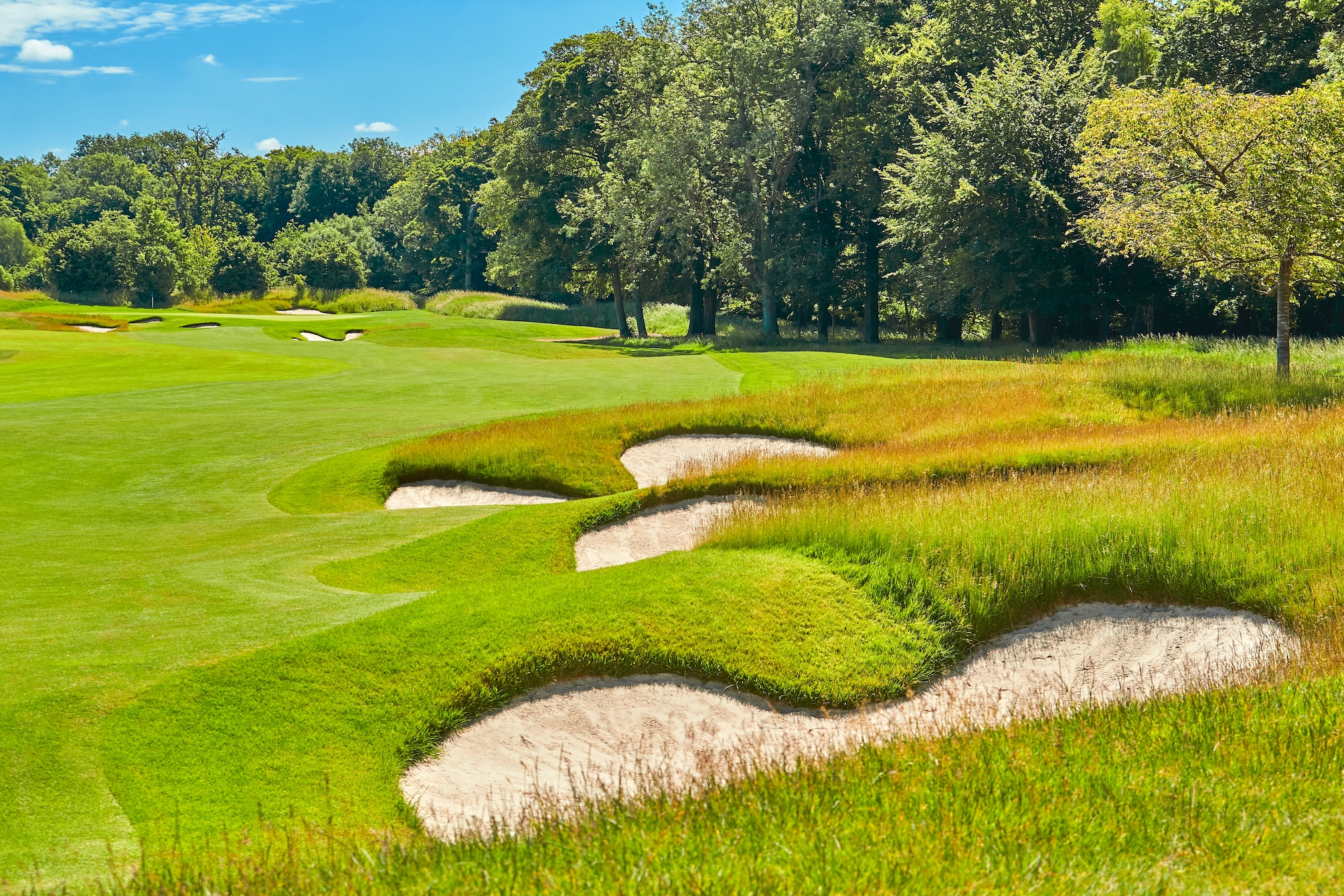 The Grove completes major bunker renovation project