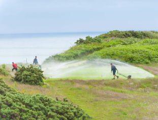 Toro DT sprinklers clinch deal for windswept Royal Cromer
