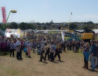 Visit MJ Abbott at the Dorset County Show