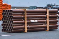 HS® Pipe ready for shipping