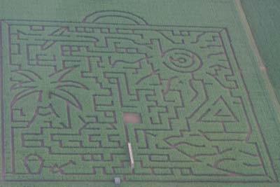 2009 Maize Maze