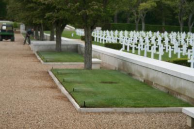 Cemetery Mall irrigation