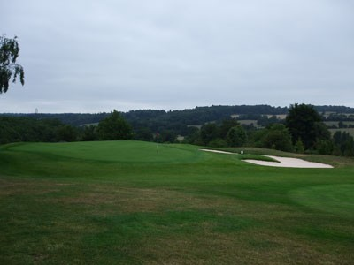 New 11th Green