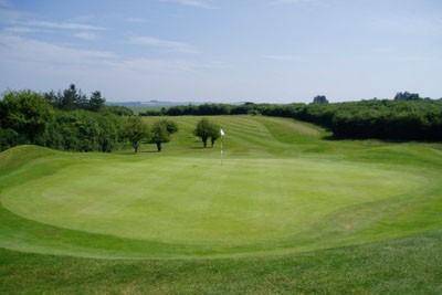 High Post Golf Club - 9th Hole