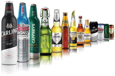 Molson Coors products