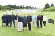 System handover at Royal Cromer Golf Club