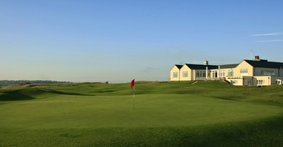 Rye Golf Club - Clubhouse