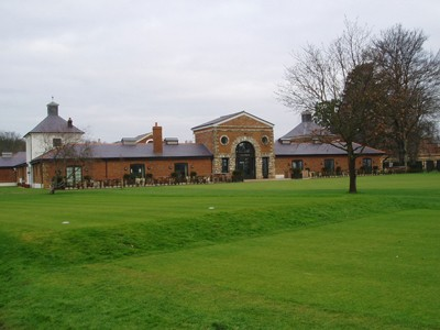 The Stables and 1st Tees