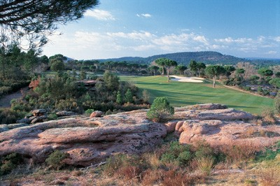 Vidauban Golf Club, Hole 2